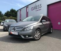 MERCEDES CLASSE B BUSINESS 180 CDI BlueEFFICIENCY Business Executive 7-G DCT A