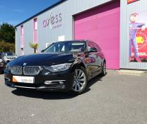 BMW SERIE 3 TOURING F31 Touring 320d 184 ch 124 g Lounge A