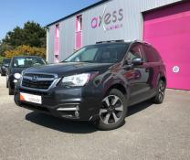 SUBARU FORESTER 2.0D 147 ch Luxury Lineartronic